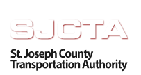 St. Joseph County Transit Authority Retina Logo